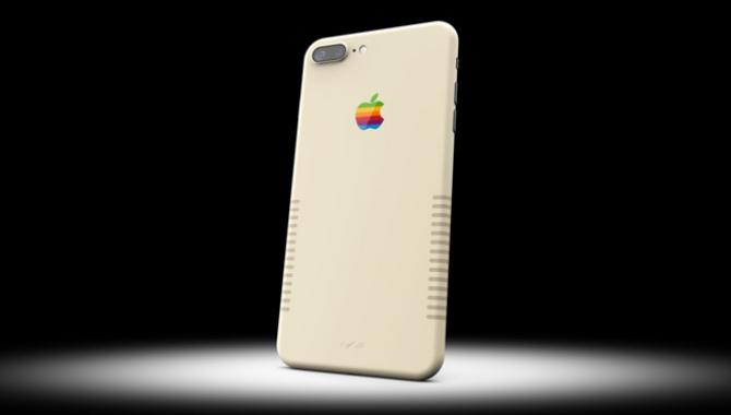 Hot eller not? Få en iPhone 7 Plus med retrolook