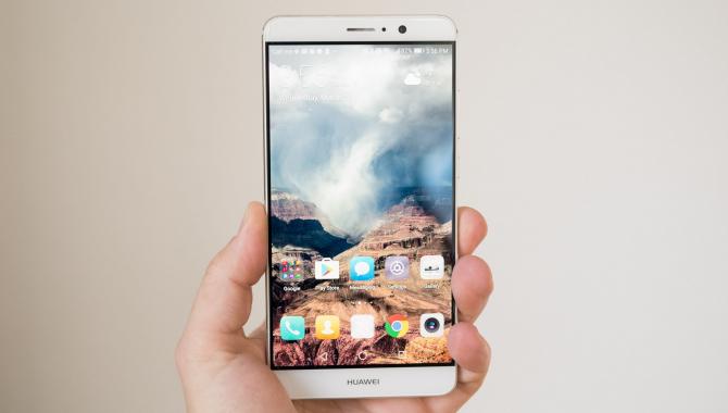Huawei Mate 9 – det er stort det her [TEST]