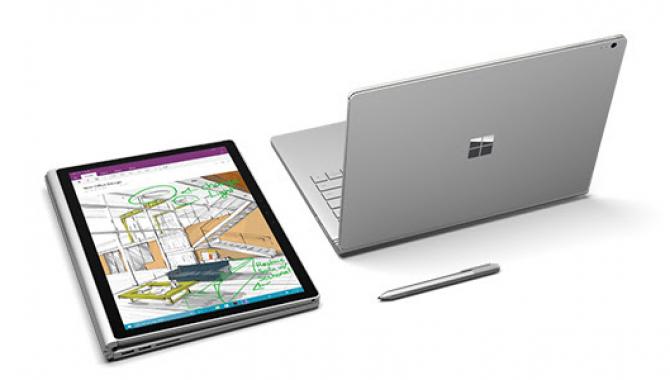Microsoft Surface Book i DK: dansk pris og tilgængelighed