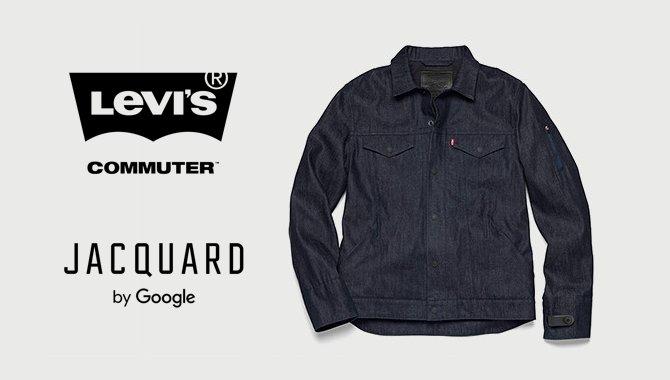 Google og Levi's klar med en 'smart-jakke' dette efterår