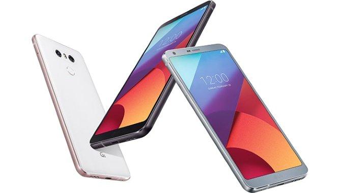 Mulig salgssucces: LG G6 salgstal overhaler G5's