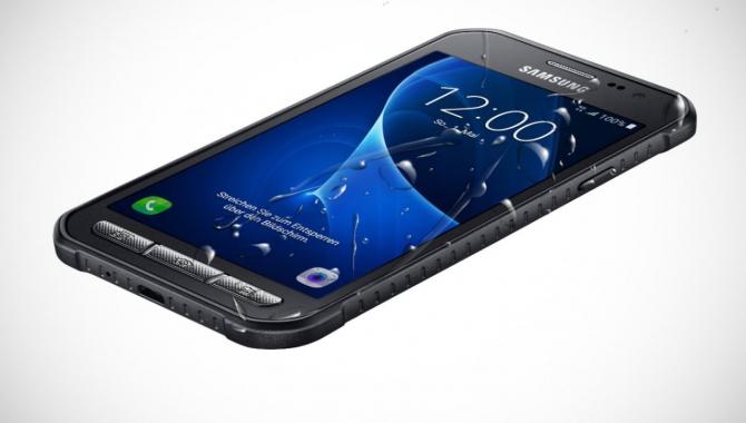Samsung lancerer hårdfør Galaxy Xcover 4