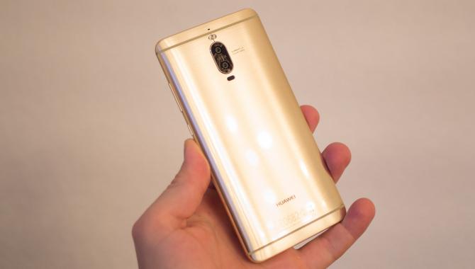 Huawei-chef: Unødvendigt med mere end 4GB RAM