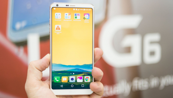 Hands-on med LG G6 – det her er fremtiden