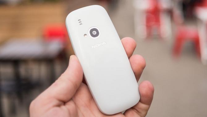 Vi har testet den nye Nokia 3310 (2017)