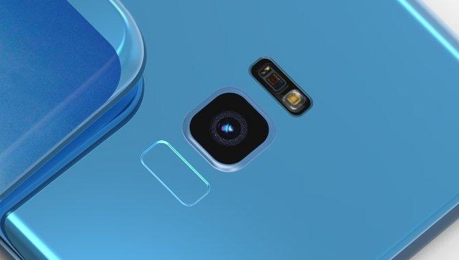 Samsung Galaxy S8 og S8+ video lækket