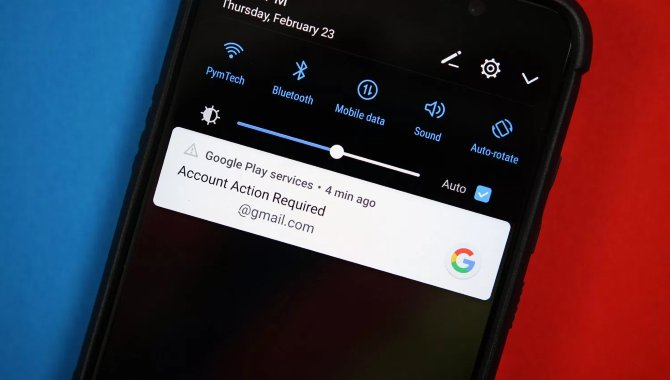 Mange Google-brugere logges pludselig ud af deres konto