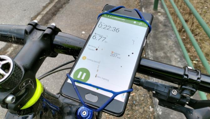 CYCLYK – den simple og billige mobilholder til cyklen [TEST]