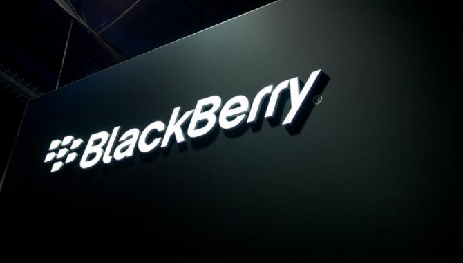 BlackBerry uddør. Markedsandel: 0,0 procent