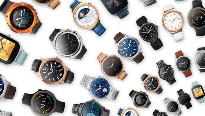 Ultimativ liste: De her smartwatch får Android Wear 2.0