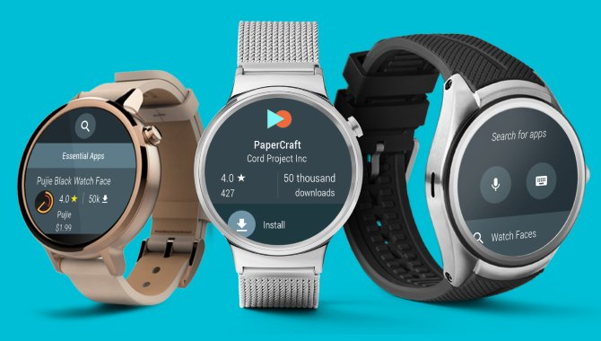 Android Wear 2.0: Her er alle nyhederne
