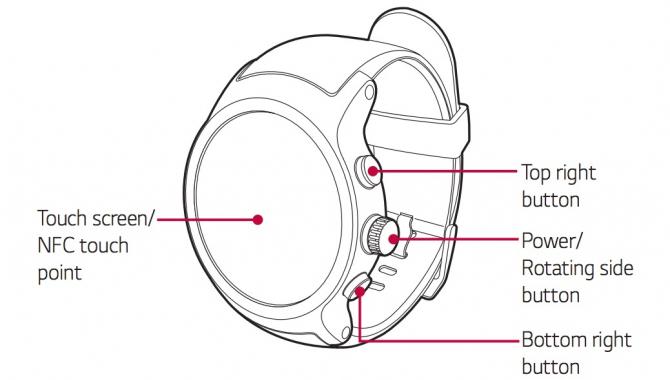 Manualer lækket: Læs alt om LG's to nye smartwatches