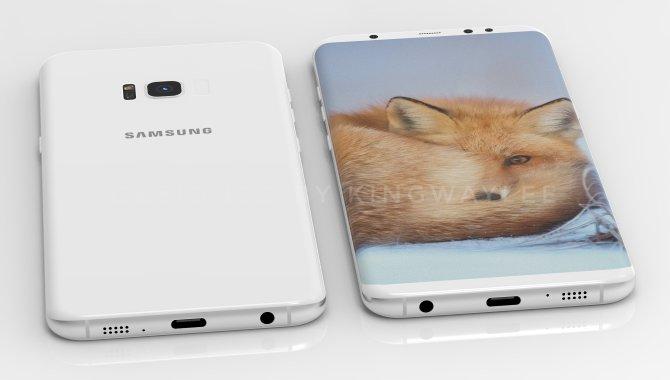 Samsung tror mest på kæmpemæssig Galaxy S8+