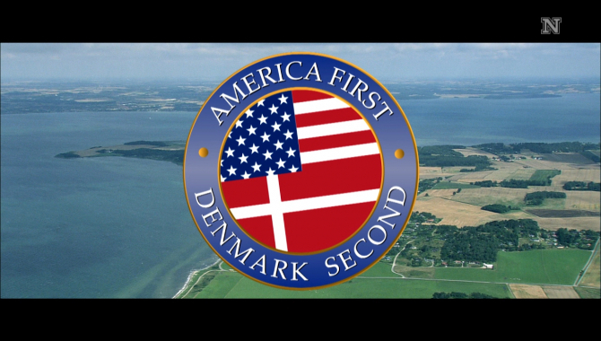 Danmark med genialt svar til Hollands Donald Trump-video