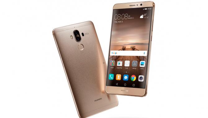 Huawei bekræfter: Mate 9 kommer nu til Danmark