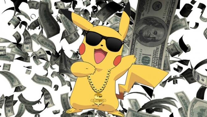 Pokémon GO: Hurtigste app til at tjene 1 milliard dollars