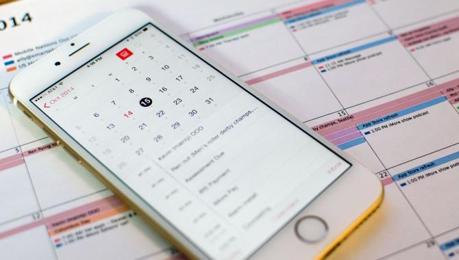 Sådan får du ugenumre på iPhone kalender [TIP]