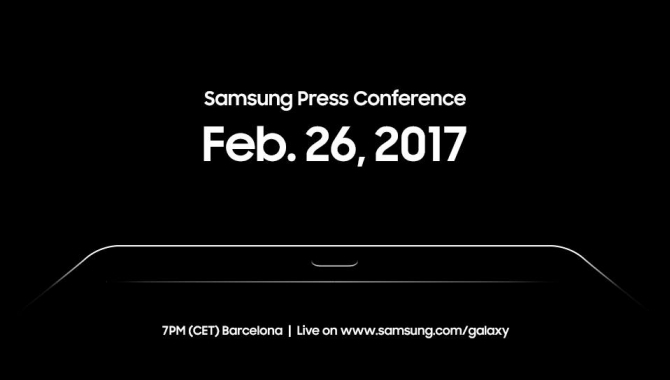 Samsung præsenterer ny Galaxy d. 26. februar