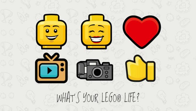 LEGO Life: Nyt socialt medie for LEGO-elskende børn