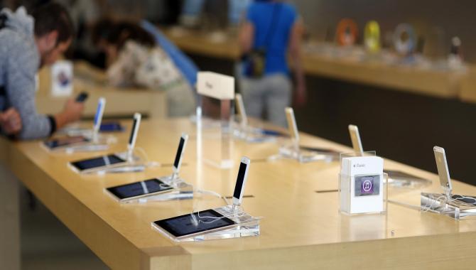Apple har mistet sin førerposition i Kina