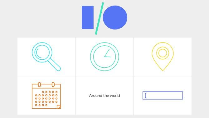 Google inviterer til Google I/O 2017 i maj måned