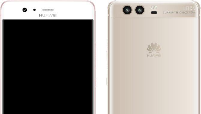 Pressefotos af Huawei P10 lækket før tid