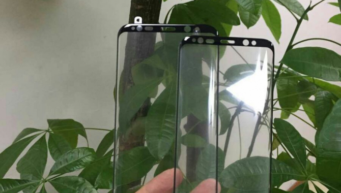 Er der her fronten på Samsung Galaxy S8?