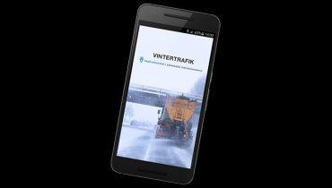 Denne app guider dig igennem vintervejret [TIP]