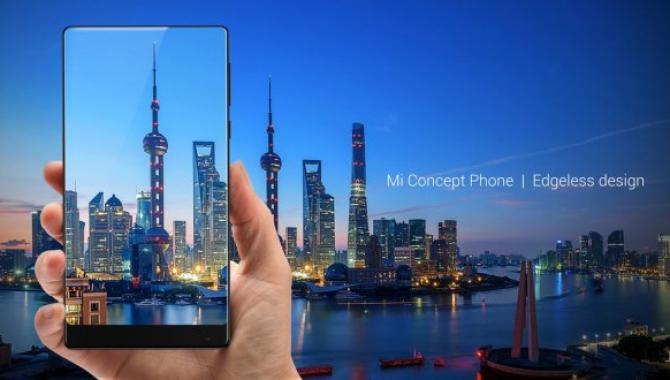 Kantløse Xiaomi Mix spottet i turboudgave