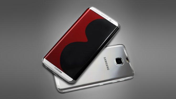 Flere billeder af Samsung Galaxy S8 dukker op