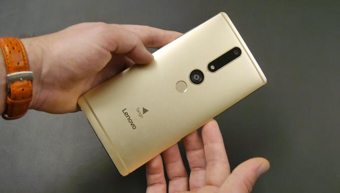 Lenovo Phab 2 Pro – Første kig på AR-mobilen [WEB-TV]