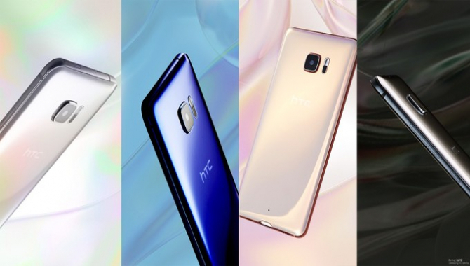 HTC lancerer glasmobilerne U Ultra og U Play