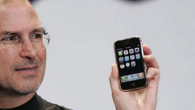 iPhone fylder 10 år – sådan startede sagaen