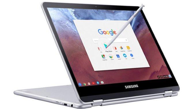 Samsung lancerer to Chromebooks optimeret til Android-apps