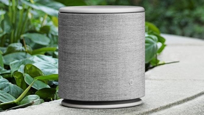 B&O PLAY lancerer Beoplay M5: 360 graders trådløs lyd