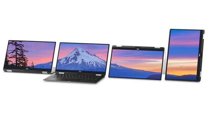 Kantløse Dell XPS 13 udkommer i hybrid 2-i-1 variant