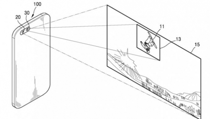 Samsung patent: dobbeltkamera på vej