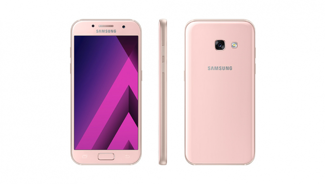 Samsung præsenterer vandtæt Galaxy A3 (2017) og A5 (2017)