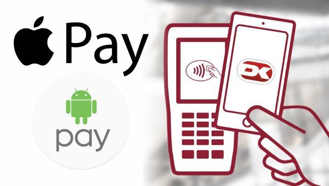 Ekspert: Apple Pay og Android Pay i Danmark har lange udsigter