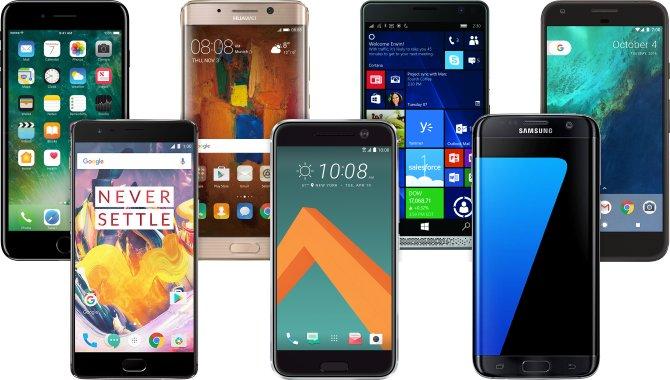 Mobilsiden kårer: Årets mobil 2016