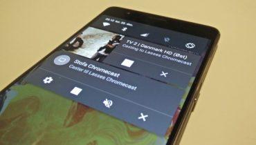 Får du en Chromecast-notifikation? Sådan fjerner du den [TIP]