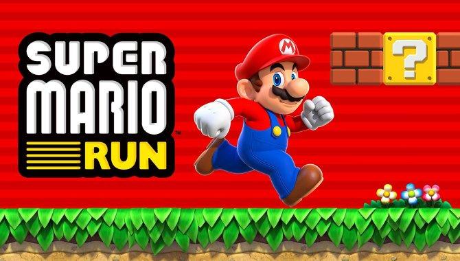 Nintendos aktie styrtdykker efter lanceringen af Super Mario Run