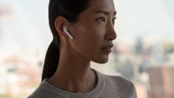 Apple AirPods – nu er de klar til salg