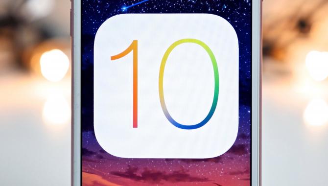 Ny iOS 10 version kan hentes. Her er nyhederne.