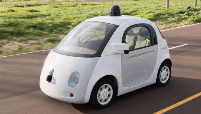 Google skrinlægger planer om selvkørende biler
