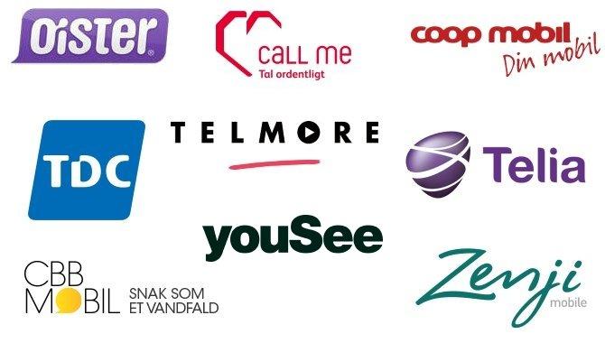 Hvilket teleselskab bruger du – og er du tilfreds? [AFSTEMNING}