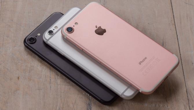 Rapport: Ingen iPhone 8 næste år