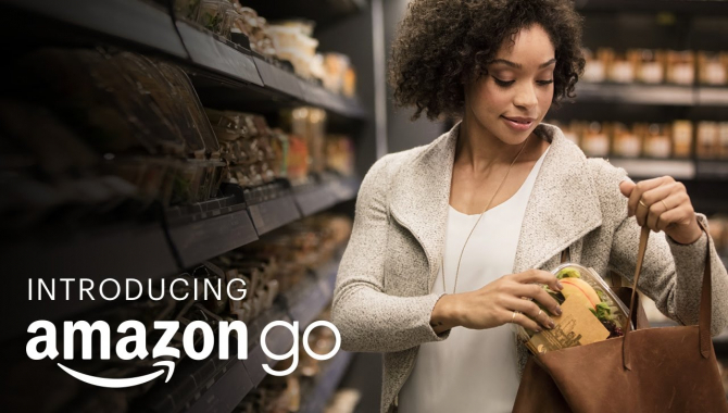 Amazon revolutionerer supermarkedet med vild teknologi