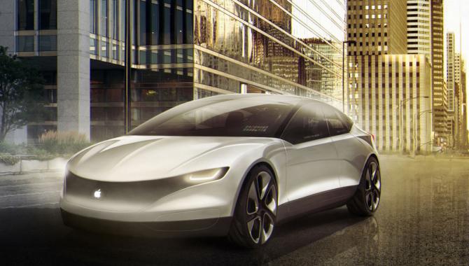 Bekræftet: Apple arbejder på selvkørende bil