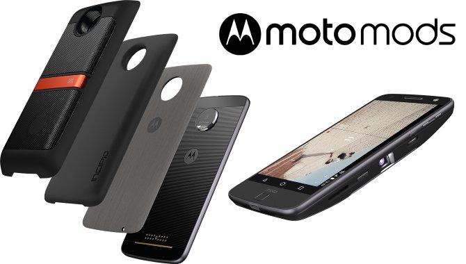 Lenovo klar med mange flere Moto Mods i 2017